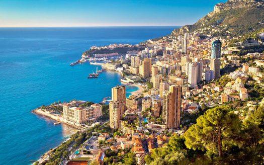 Beausoleil Vue sur Monaco 1