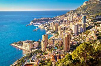 Beausoleil - Vue sur Monaco